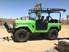 1967 Toyota FJ40 = clean Go Green Driver + HardTop $14.5k For Sale