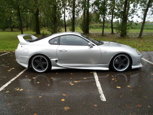 1993 mkiv toyota supra non turbo manual with extra