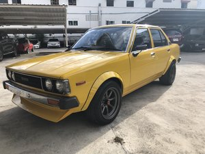 1980 Toyota Corolla KE70 DX