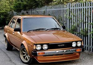 1983 Toyota Corolla KE70 1.6 4AGE DX For Sale