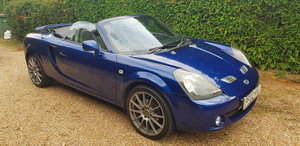 2002 Toyota MR2 roadster vvti convertible 1.8 For Sale