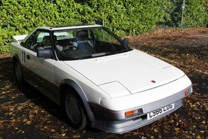 1986 Toyota MR2 MK1 1988 - To be auctioned 25-10-19 For Sale by Auction