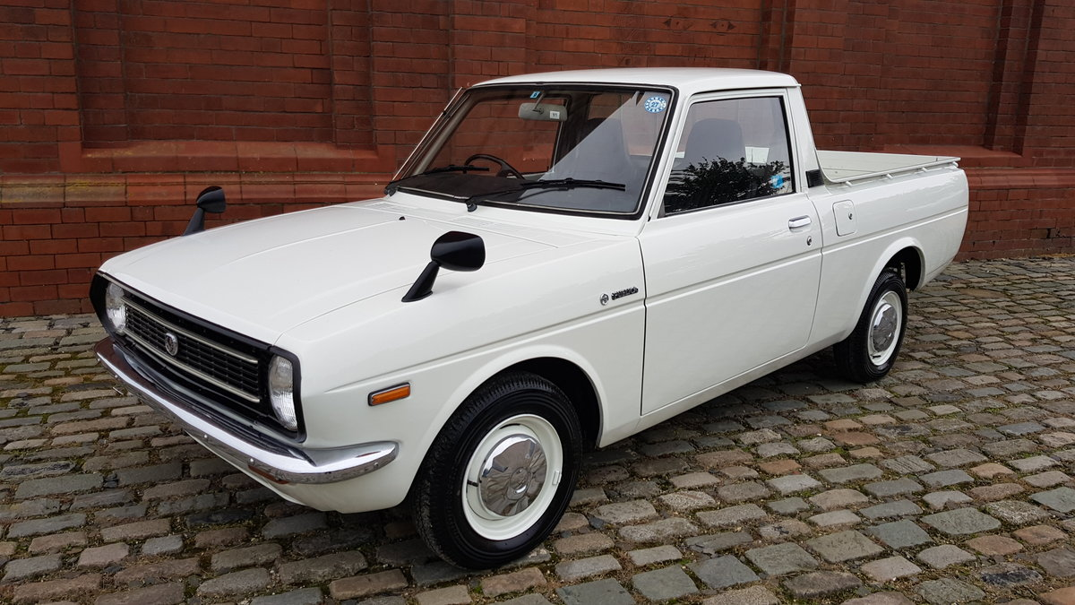 1988  TOYOTA PUBLICA PICK UP LIKE JDM 1970 1980´s SUNNY PICK UP SOLD (picture 1 of 6)