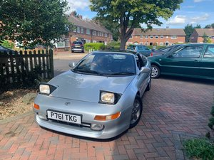 1996 Toyoya MR2 10th Anniversary 2.0GT-T Bar