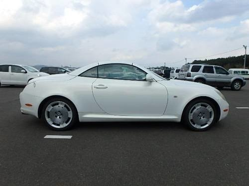 2015 Toyota Soarer Z40 Lexus SC430 Convertible JDM For Sale (picture 4 of 4)