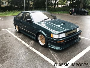 1985 Toyota Corolla AE86 GT For Sale