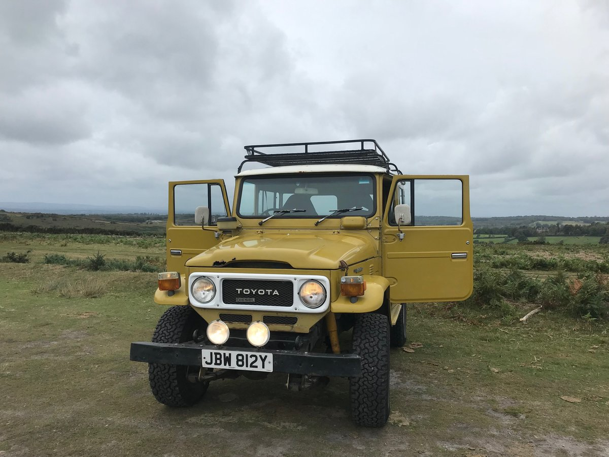 1983 Toyota Land Cruiser BJ42  For Sale (picture 1 of 6)