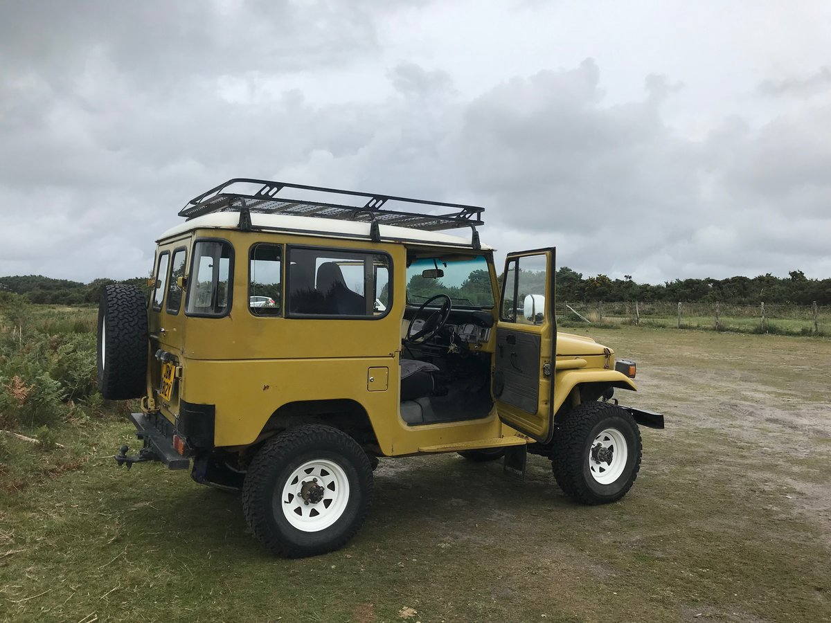 1983 Toyota Land Cruiser BJ42  For Sale (picture 2 of 6)