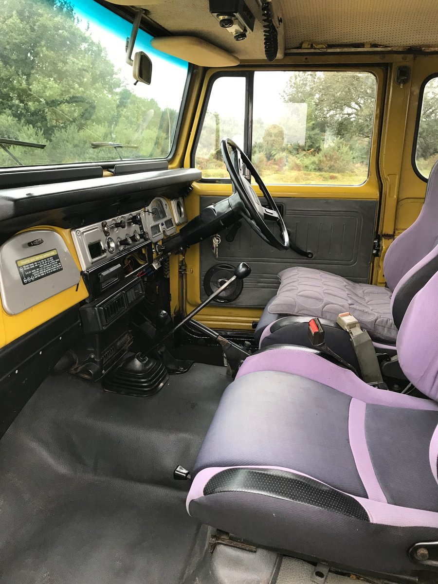 1983 Toyota Land Cruiser BJ42  For Sale (picture 3 of 6)