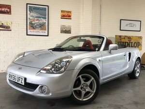 2006 TOYOTA MR2 ROADSTER - LOW MILEAGE, 2 OWNERS, VALUE SOLD