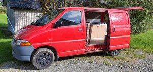 Picture of 2005 05 Toyota HiAce D4D 280 GS 2.5 TD SWB Day Van SOLD