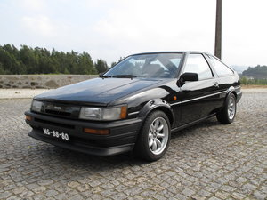 1985 Toyota Corolla GT Twin Cam 16V Coupe (AE86) For Sale
