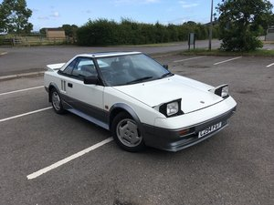 1985 MR2 MK1a - Solid & Original MOT 26/6/20 For Sale