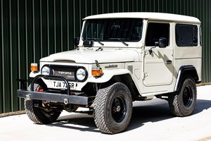 1977 Toyota Land Cruiser For Sale by Auction
