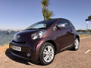 2009 TOYOTA IQ3 1.3 VVti FULL M/D SERVICE HISTORY & 1 OWNER. For Sale