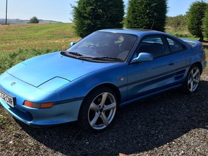 1993 Toyota mr2 - midship runabout 2 seater