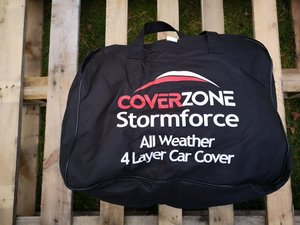 2003 Stormforce 4 Layer Car Cover CC257