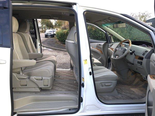 2009 FRESH IMPORT TOYOTA ESTIMA G EDITION 2.4 AUTO 7 SEATS For Sale (picture 3 of 6)