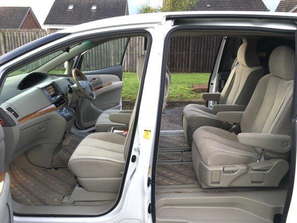 2009 FRESH IMPORT TOYOTA ESTIMA G EDITION 2.4 AUTO 7 SEATS For Sale (picture 5 of 6)