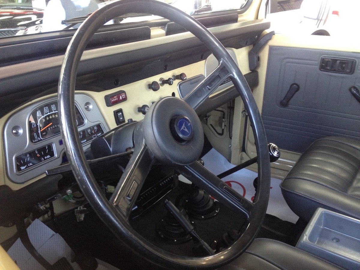 1981 Toyota Land Cruiser BJ42 For Sale (picture 4 of 6)