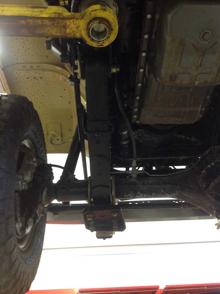 1981 Toyota Land Cruiser BJ42 For Sale (picture 6 of 6)