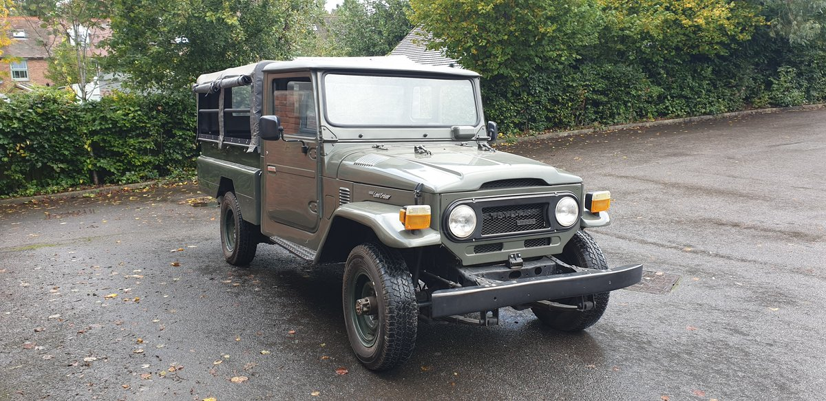 1978 Land Cruiser Fj45 / H45 For Sale (picture 1 of 4)