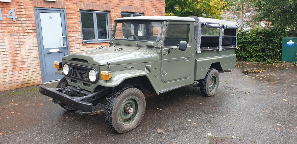 1978 Land Cruiser Fj45 / H45 For Sale (picture 2 of 4)