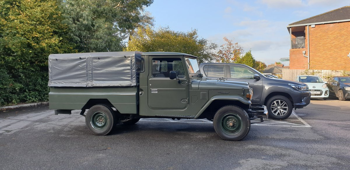 1978 Land Cruiser Fj45 / H45 For Sale (picture 3 of 4)