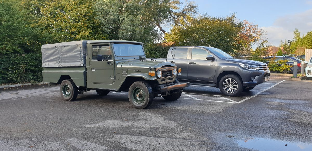 1978 Land Cruiser Fj45 / H45 For Sale (picture 4 of 5)
