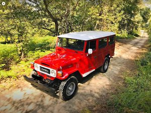 1984 Toyota Troopy 39.080 original miles run ! For Sale