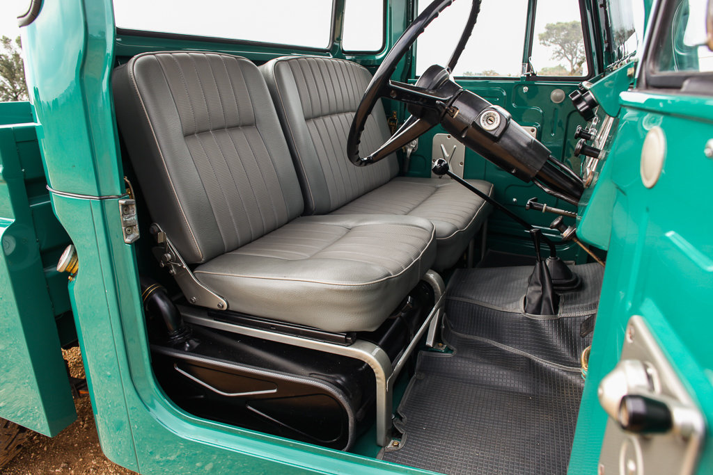 1974 Land Cruiser HJ45 truck RHD For Sale (picture 4 of 6)
