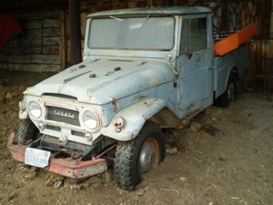 1970 Toyota Land cruiser wanted - FJ40 - BJ40 - MOT Failures??