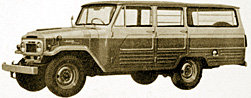 1970 Toyota Land cruiser wanted - FJ40 - BJ40 - MOT Failures?? Wanted (picture 2 of 3)