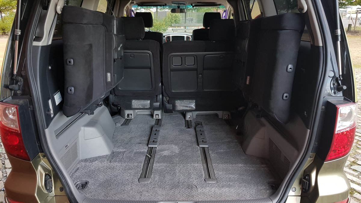 2007 TOYOTA ALPHARD CUSTOM WALD ART MUGEN BODY STYLE 2.4 AUTO For Sale (picture 5 of 6)
