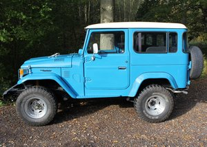 1984 Toyota Landcruiser BJ40 SOLD by Auction