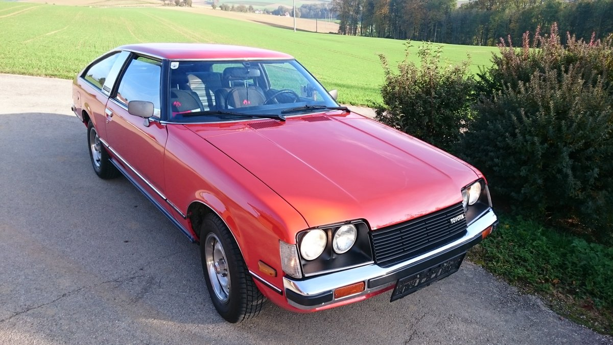 1979 Restored Toyota Celica GT2000 Liftback!! For Sale (picture 1 of 6)