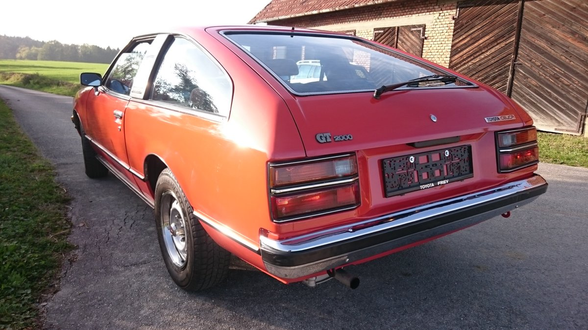 1979 Restored Toyota Celica GT2000 Liftback!! For Sale (picture 3 of 6)