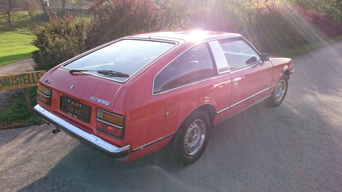 1979 Restored Toyota Celica GT2000 Liftback!! For Sale (picture 4 of 6)