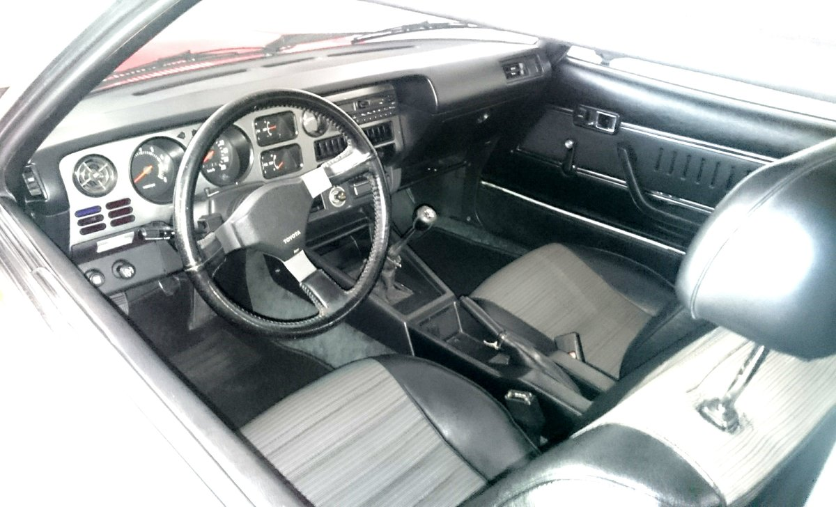 1979 Restored Toyota Celica GT2000 Liftback!! For Sale (picture 5 of 6)