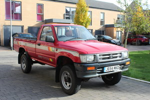 1992 Toyota Hilux - Good Condition & Low Mileage