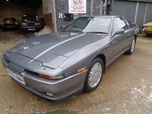 1991 Toyota supra turbo auto-2 owners 76k fsh... For Sale