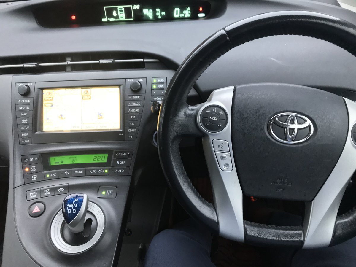 2011 Toyota Prius 1.8 VVT-i 10th Anniversary 5-Dr 5dr For Sale (picture 6 of 6)