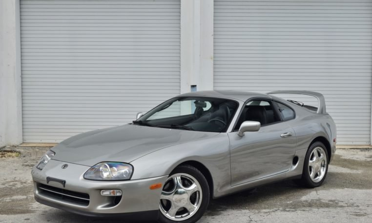 1998 Toyota Supra Turbo 6 Speed Rare 1 of 23 Quicksil $122.9 For Sale (picture 1 of 6)