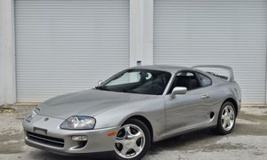 1998 Toyota Supra Turbo 6 Speed Rare 1 of 23 Quicksil $122.9 For Sale