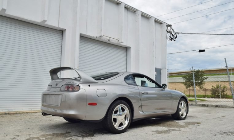 1998 Toyota Supra Turbo 6 Speed Rare 1 of 23 Quicksil $122.9 For Sale (picture 2 of 6)