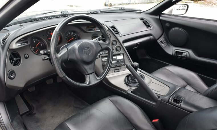 1998 Toyota Supra Turbo 6 Speed Rare 1 of 23 Quicksil $122.9 For Sale (picture 5 of 6)
