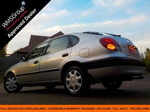 1999 Toyota Corolla 1.3 SE 5dr – Just 31k Miles For Sale