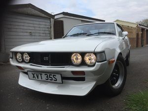 1978 Toyota Celica RA28 ST Liftback RARE UK CAR For Sale
