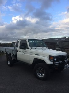 1990 Toyota Landcruiser pick up