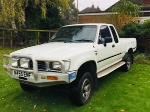 1995 Toyota hilux sr5 4wd extra cab from aust rare